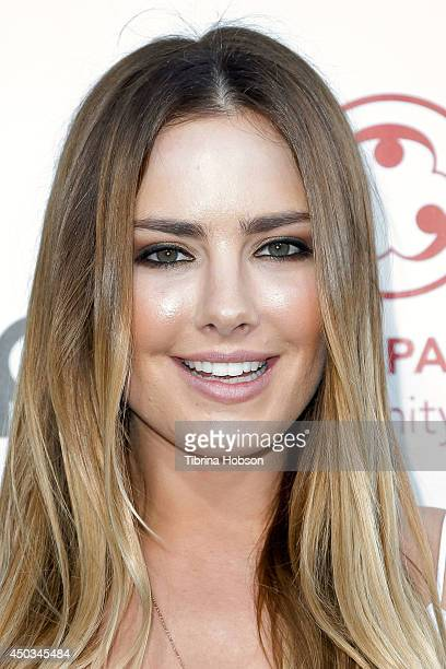 Beau Dunn attends the 'Rebuild' benefit concert for Typhoon Haiyan survivors at The Greek Theatre on June 8 2014 in Los Angeles California