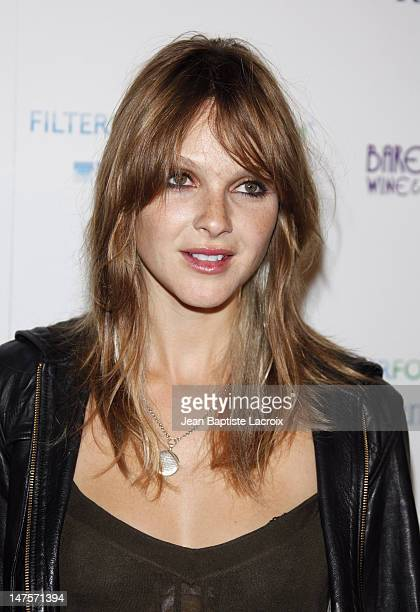 Beau Garrett arrives at The Surfrider Foundation's 25th Anniversary Gala at the California Science Center's Wallis Annenberg Building on October 9...