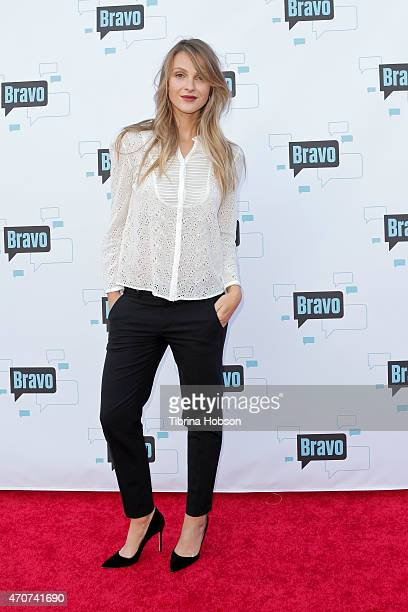 Beau Garrett attends Bravo's 'For Your Consideration' event at The Globe Theatre on April 21 2015 in Universal City California