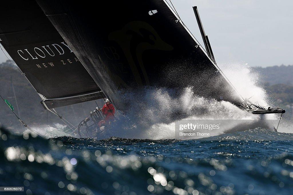 2016 Sydney To Hobart Start : News Photo