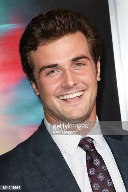 Beau Mirchoff attends the premiere of Columbia Pictures' 'Flatliners' at The Theatre at Ace Hotel on September 27 2017 in Los Angeles California