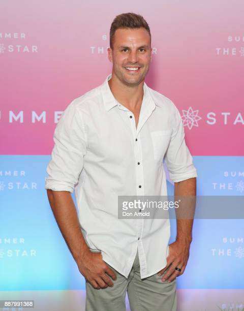 Beau Ryan attends the Summer The Star Official Launch at The Star on December 8 2017 in Sydney Australia