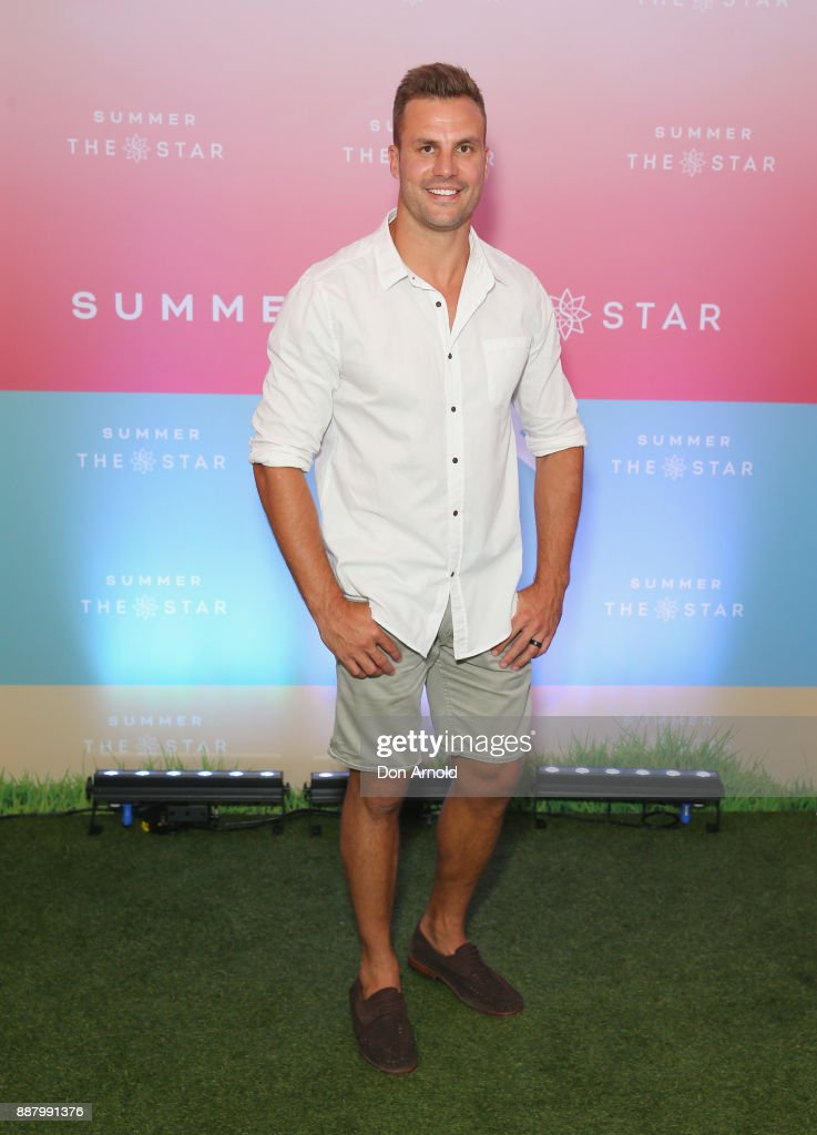 Beau Ryan attends the Summer & The Star Official Launch at The Star on December 8, 2017 in Sydney, Australia.