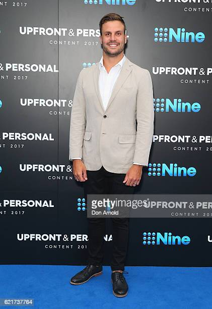 Beau Ryan poses during the Channel Nine Upfronts at The Star on November 8 2016 in Sydney Australia