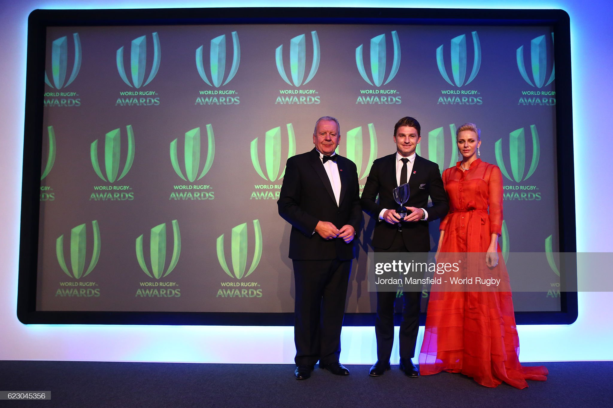 World Rugby Awards 2016 : News Photo