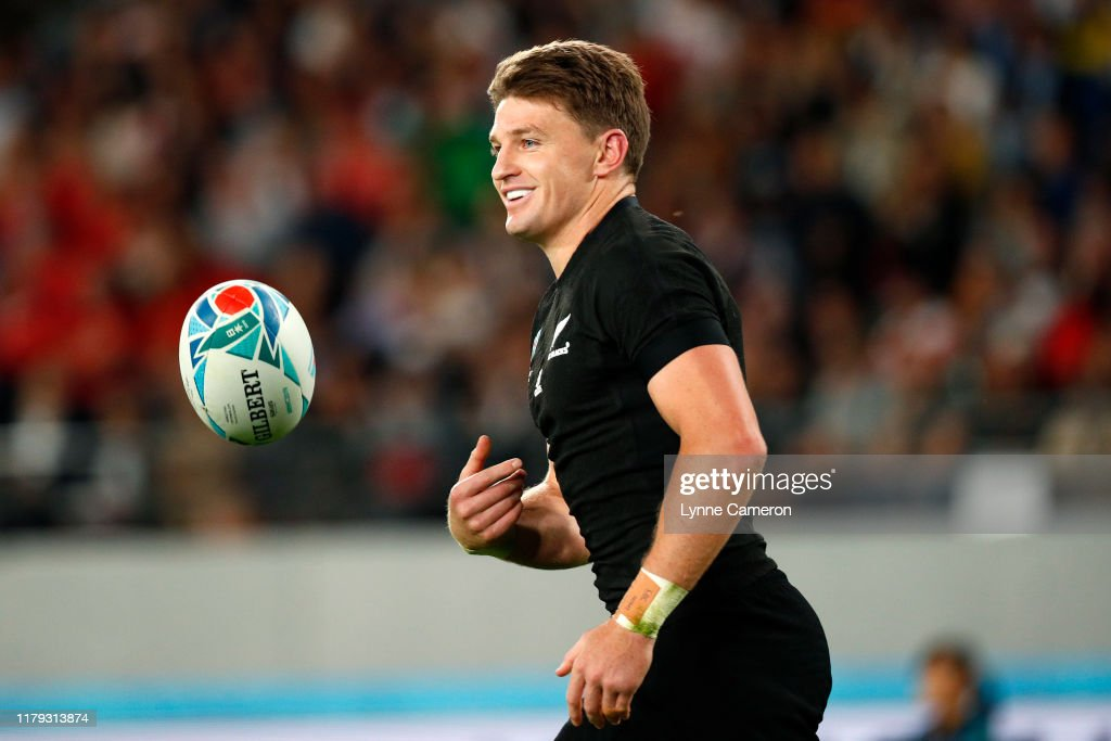 New Zealand v Wales - Rugby World Cup 2019: Bronze Final : News Photo