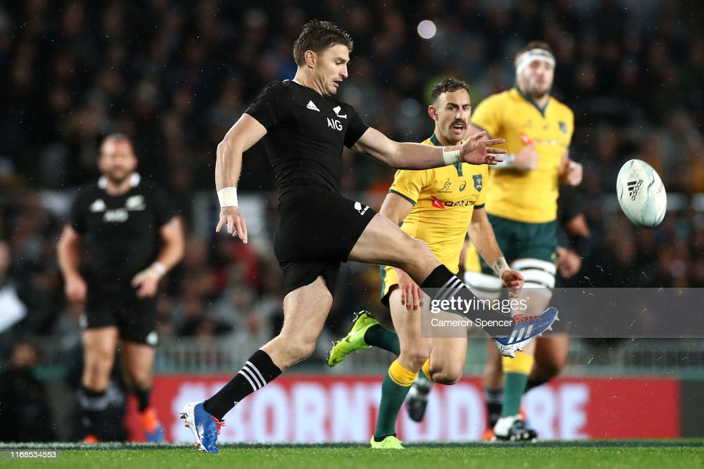 New Zealand v Australia - 2019 Rugby Championship : News Photo