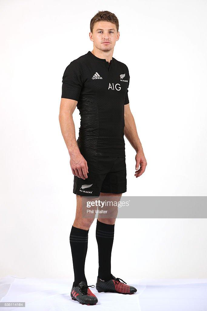 New Zealand All Blacks Squad Media Day : ニュース写真