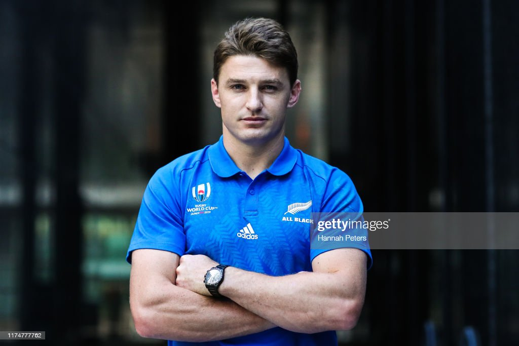 New Zealand Press Conference - Rugby World Cup 2019 : ニュース写真