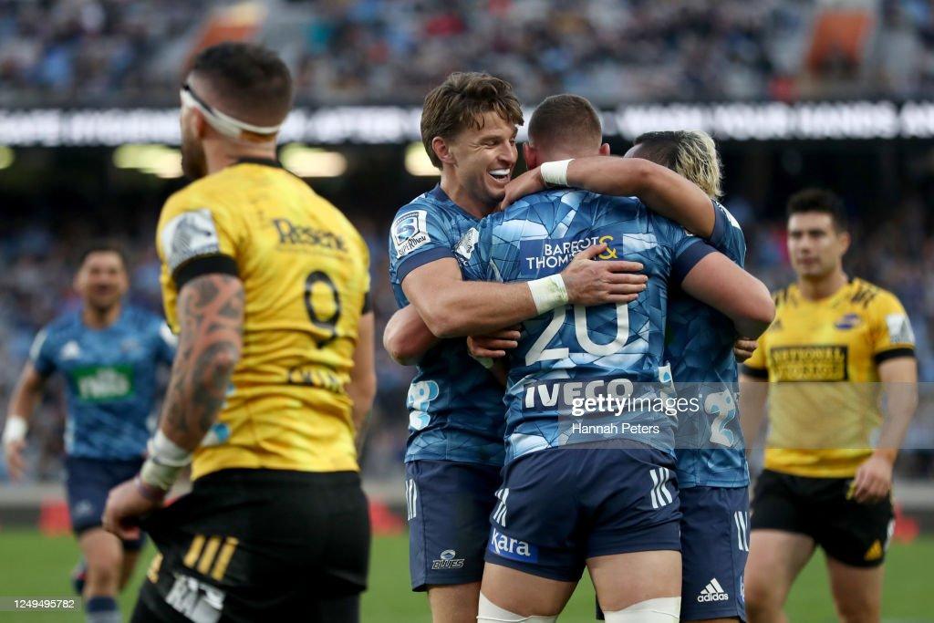 Super Rugby Aotearoa Rd 1 - Blues v Hurricanes : ニュース写真