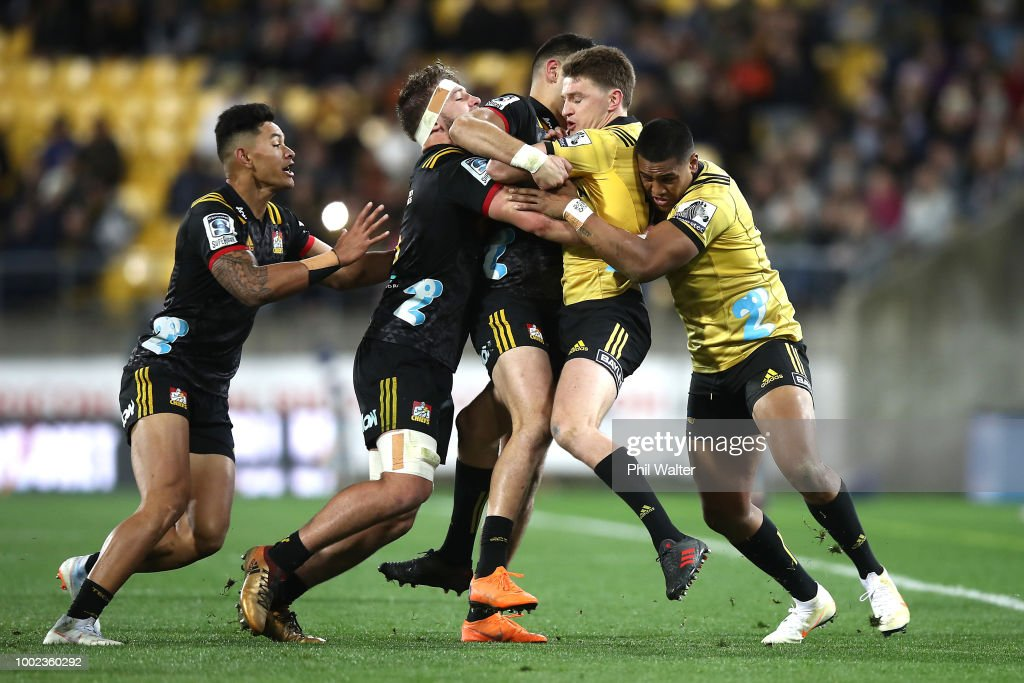 Super Rugby Qualifying Final - Hurricanes v Chiefs