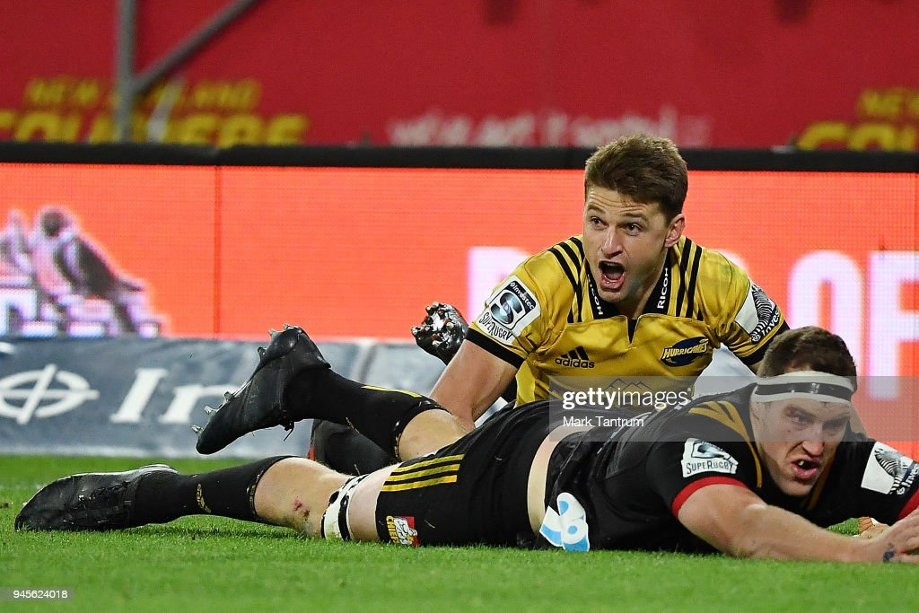 Super Rugby Rd 9 - Hurricanes v Chiefs : News Photo