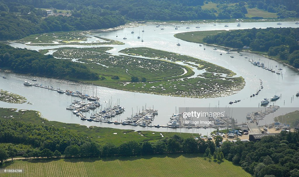 Beaulieu Aerial shots : News Photo