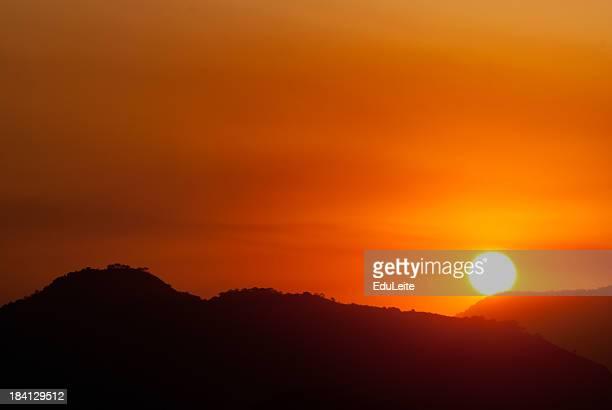 Beautifful sunset
