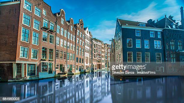 Beautiful Amsterdam street