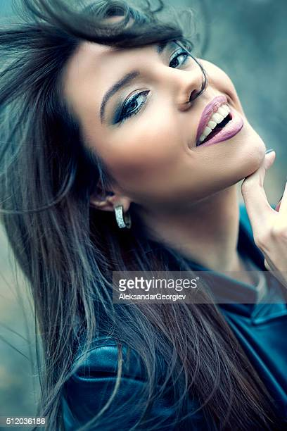 Sexy Girl Faces Stock Photos And Pictures  Getty Images-4530
