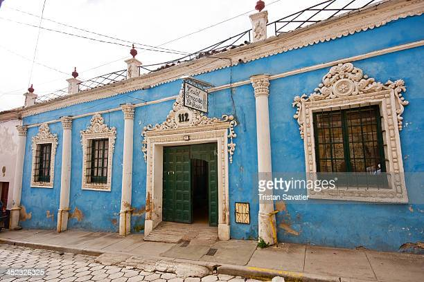 CONTENT] Beautiful and well preserved old baroque house from Spanish colonial period now used by a small hostel called Hostal Compañía de Jesús in...