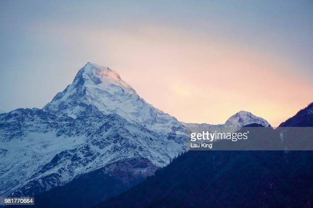Beautiful Annapurna South
