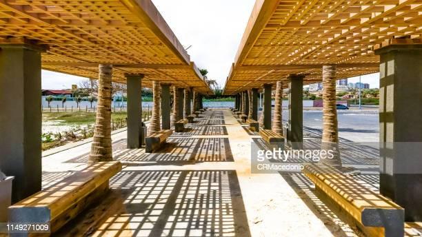 beautiful architectural structures - crmacedonio photos et images de collection