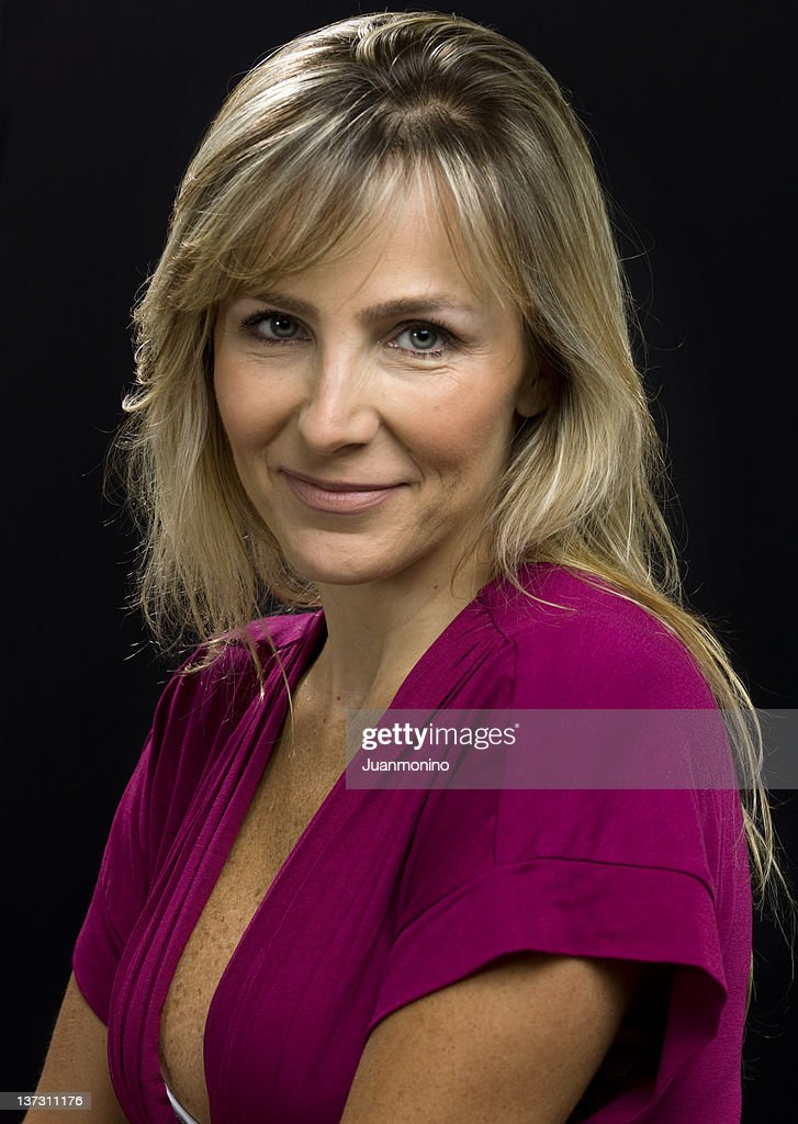 Beautiful At Her Forties Stock Photo  Getty Images-9498
