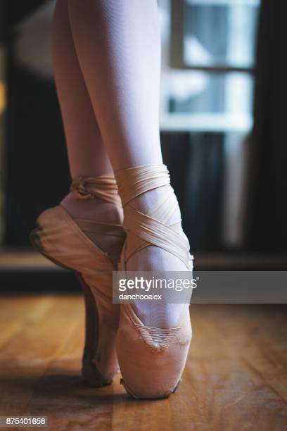 Schöne balerina