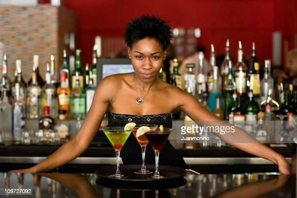 Beautiful Bartender