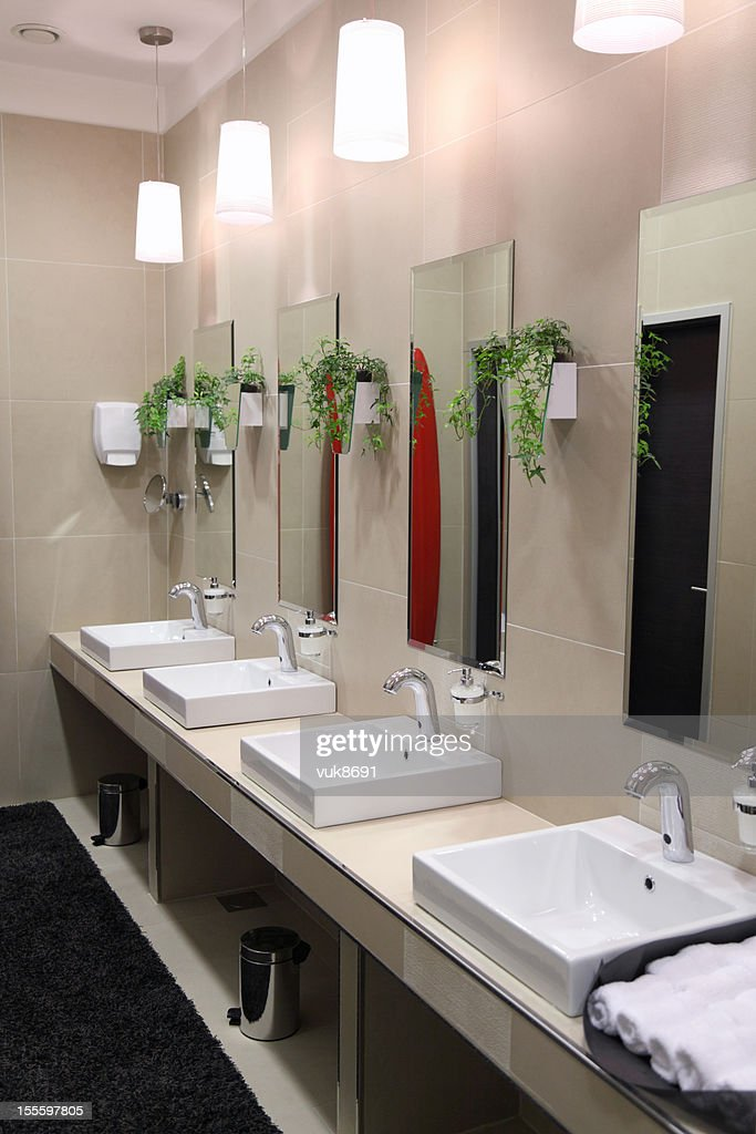 Schone Badezimmer Stock Foto Getty Images