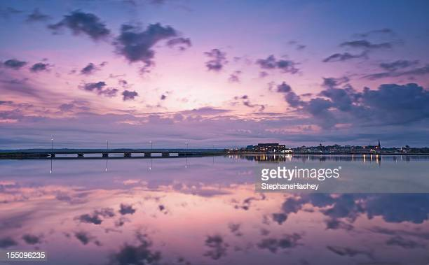 Beautiful Bathurst Waterfront Sunrise