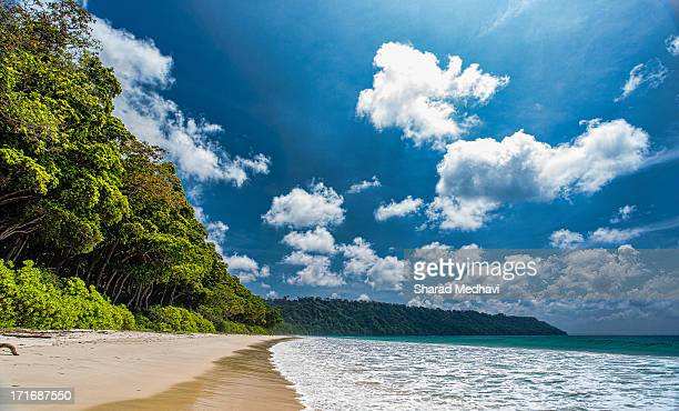 Beautiful beach - Paradise (Havelock Island,India)