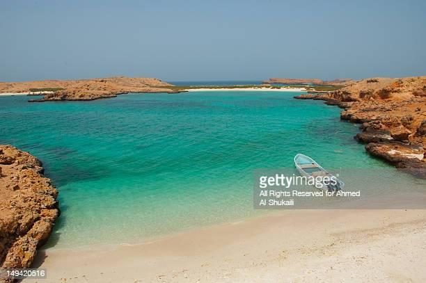 Beautiful Beach (Dymaniat Island)