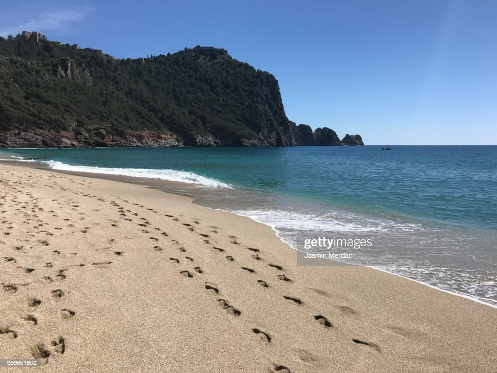 Beautiful beach : Stock Photo