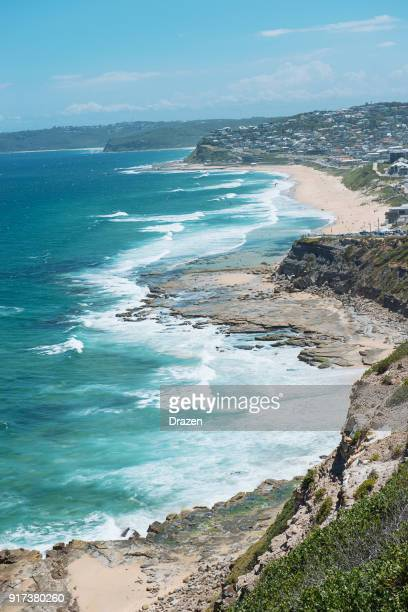 Beautiful beaches across Australia
