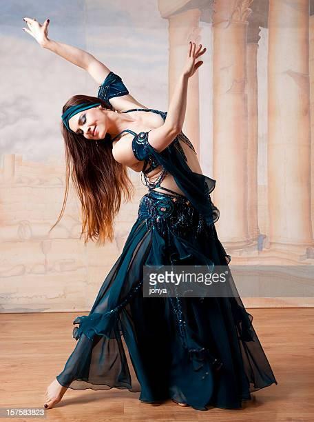 Bela Dançarina da Dança do Ventre