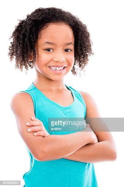 Schöne Schwarze Mädchen