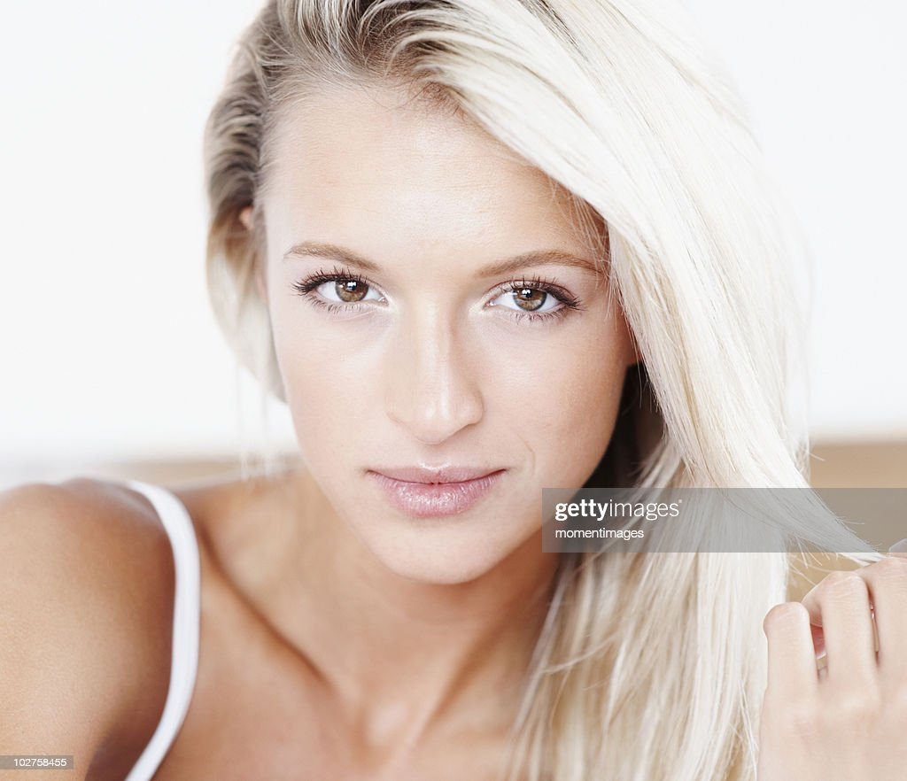 Pictures of blonde woman — 8
