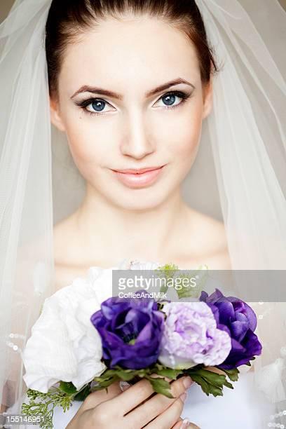 Wunderschöne Braut