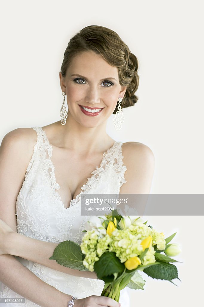 Beautiful bride : Stockfoto