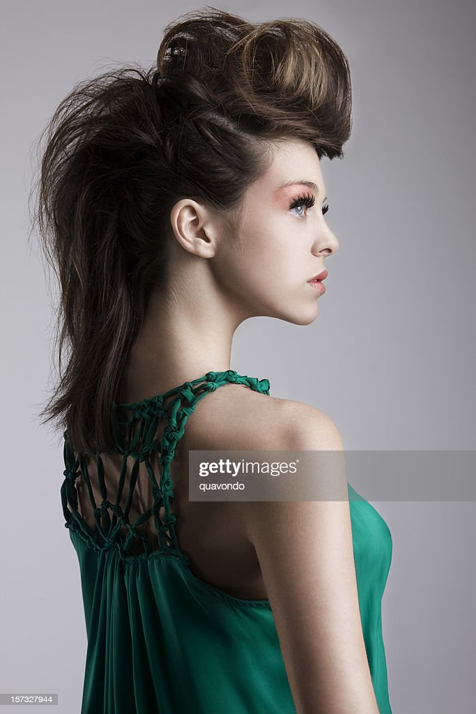 Beehive Hair Stock Photos And Pictures