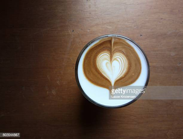 Beautiful Caffe Latte