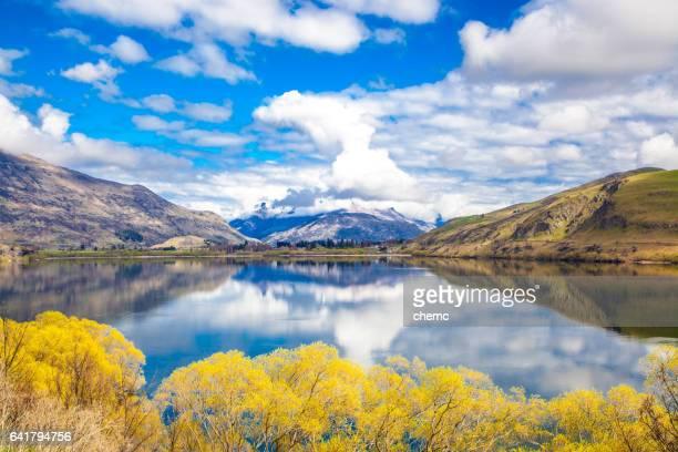 Beautiful calm lake