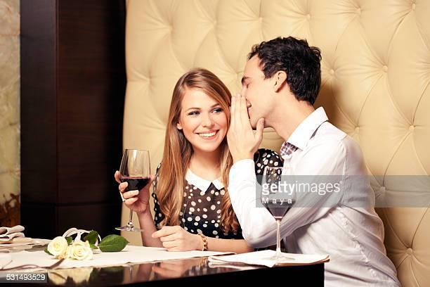 Casal bonito no Dia dos Namorados