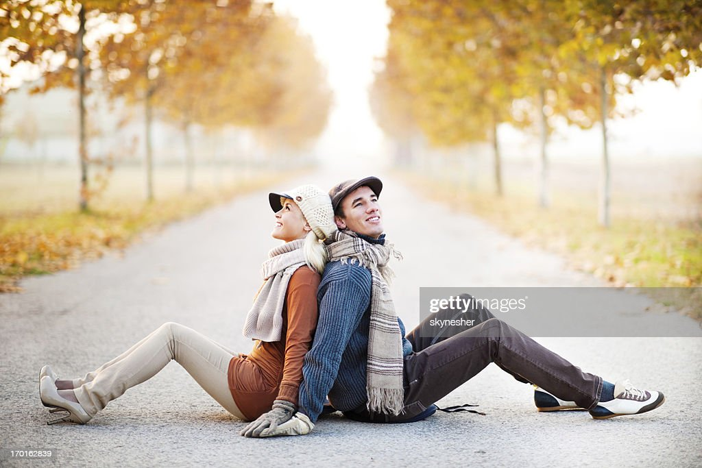 Couple Photography On Road