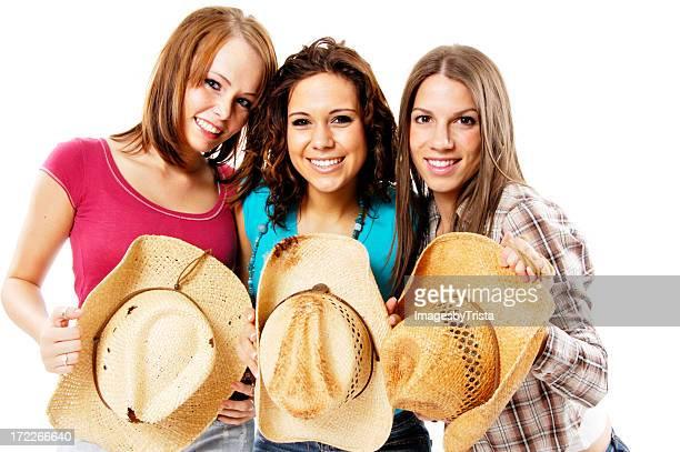 Beautiful Cowgirls
