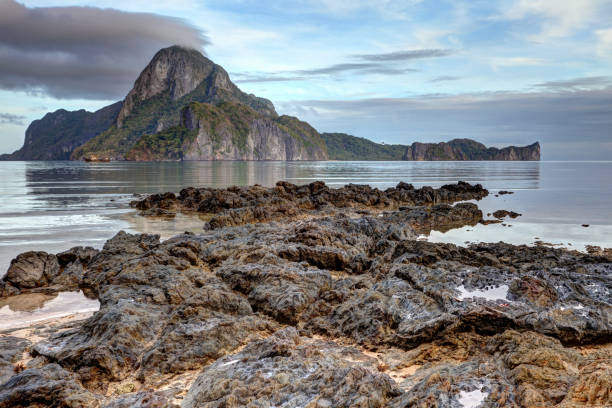 Beautiful El Nido Landscape Wall Art