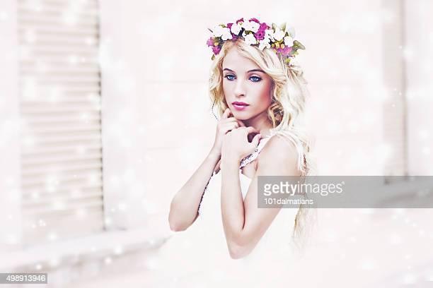 Beautiful Elegant Bride