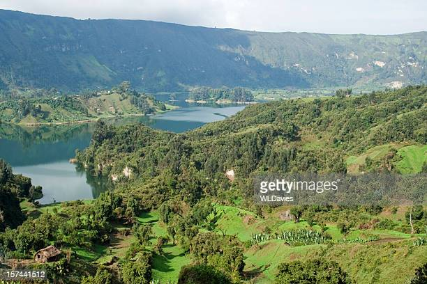 Beautiful Ethiopian countryside