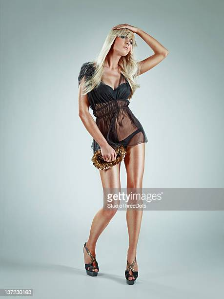 beautiful fashion model - catwalk stock pictures, royalty-free photos & images