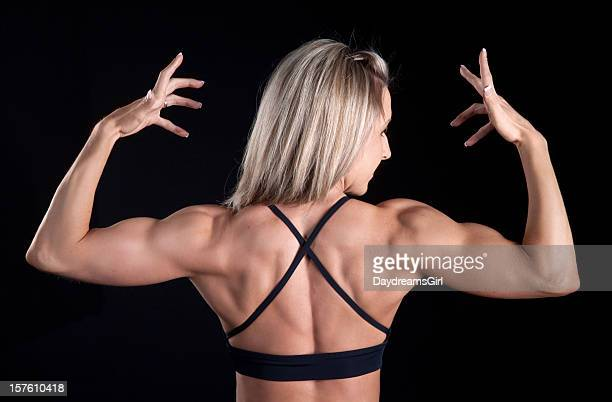 Beautiful Female Bodybuilder Series