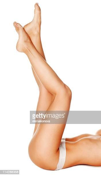 Belle femme jambes