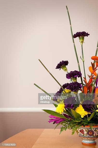 Beautiful Floral Arrangement, With Copy Space